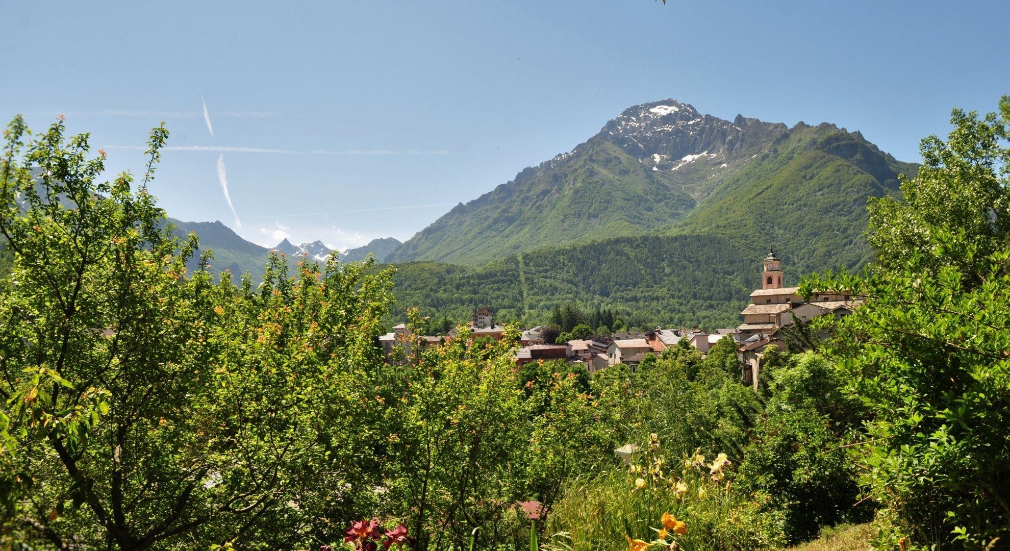 Entracque, nel cuore delle Alpi Marittime